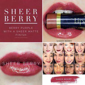 LipSense - Sheer Berry